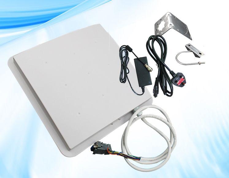 UHF RFID integruoti skaitytuvai